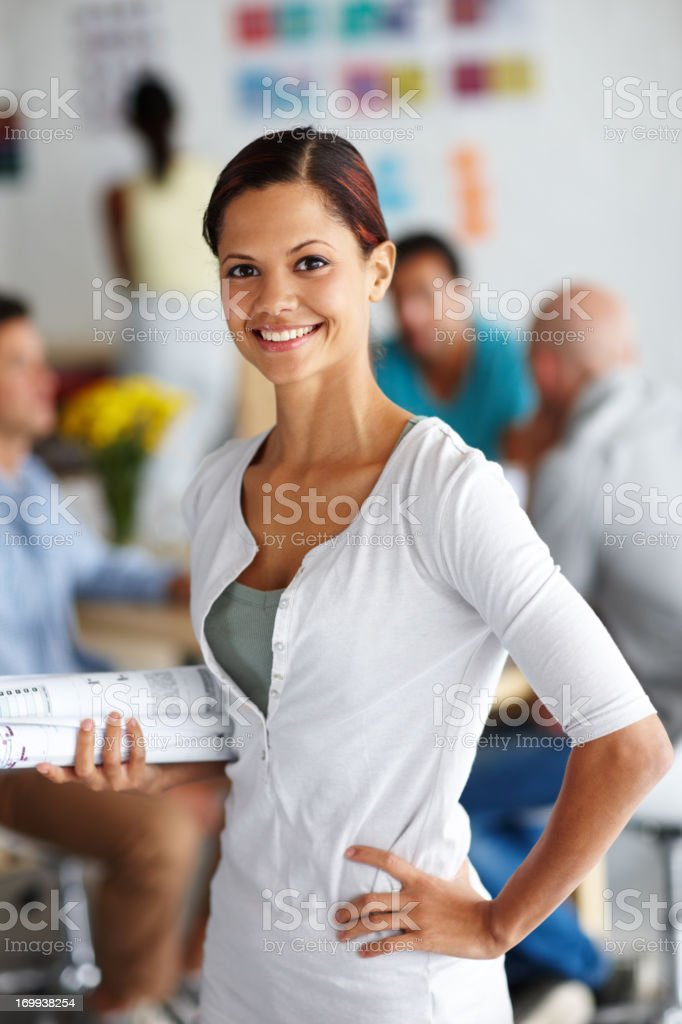 Our team designing your dream royalty-free stock photo