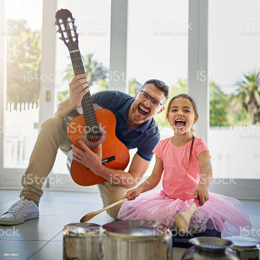 Our time together rocks! stock photo