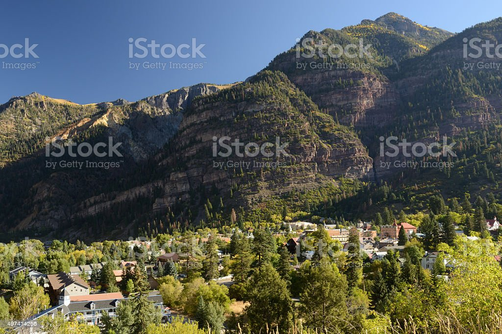 OUray Colorado stock photo
