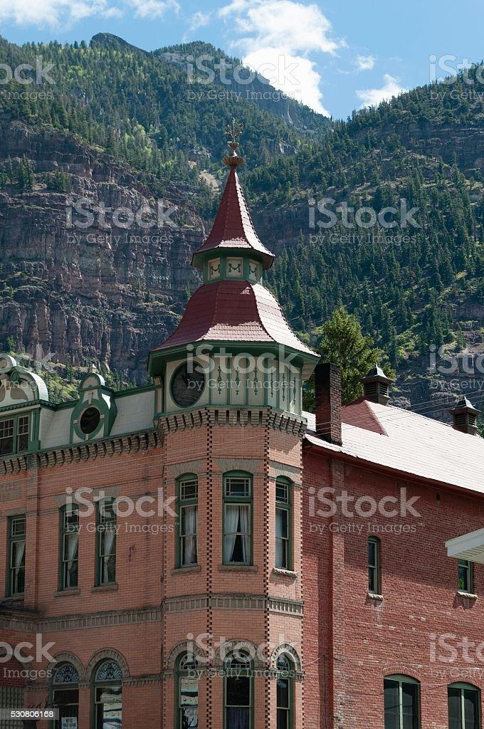 Ouray, Colorado stock photo