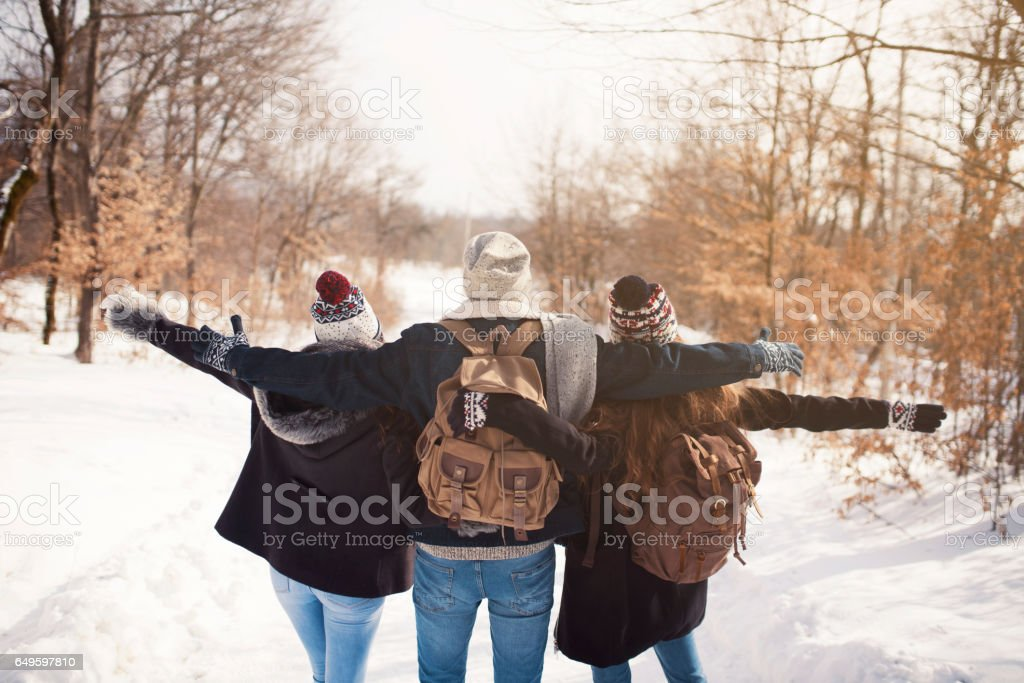 Out For Fun stock photo