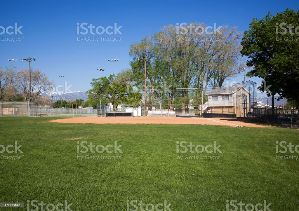 Out of Left Field stock photo