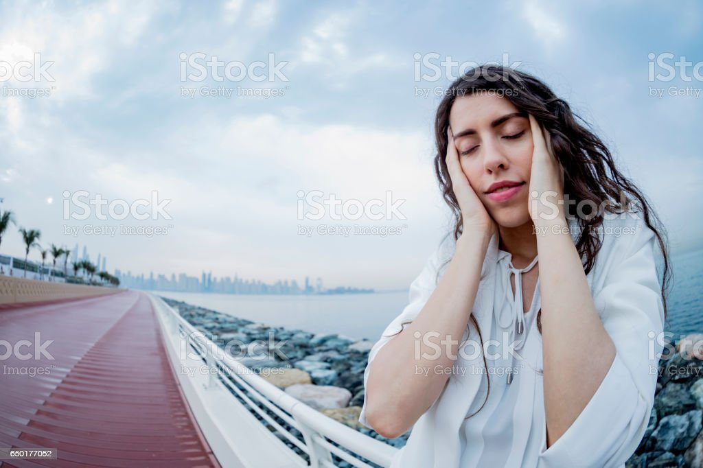 Out of Office, Out of Mind! stock photo