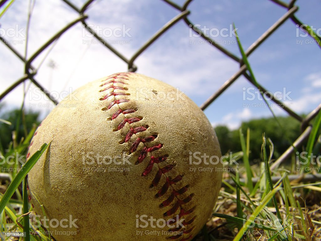 Out of the Park royalty-free stock photo