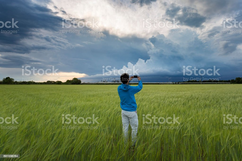 Out of this world stock photo