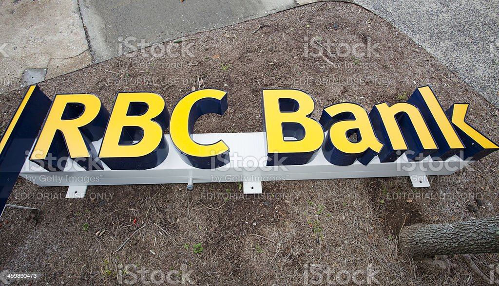 RBC Out stock photo