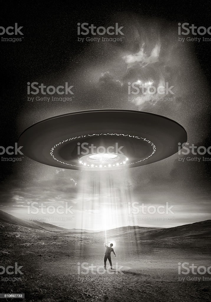 Out There stock photo