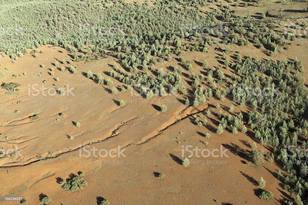 Outback. Australia stock photo