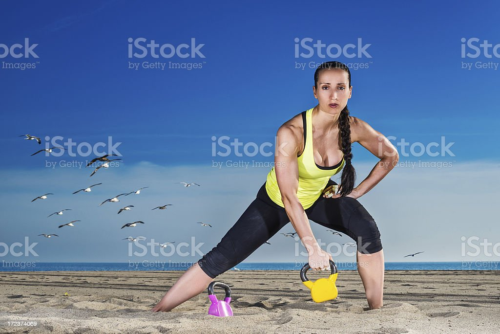 Outdoor activities royalty-free stock photo