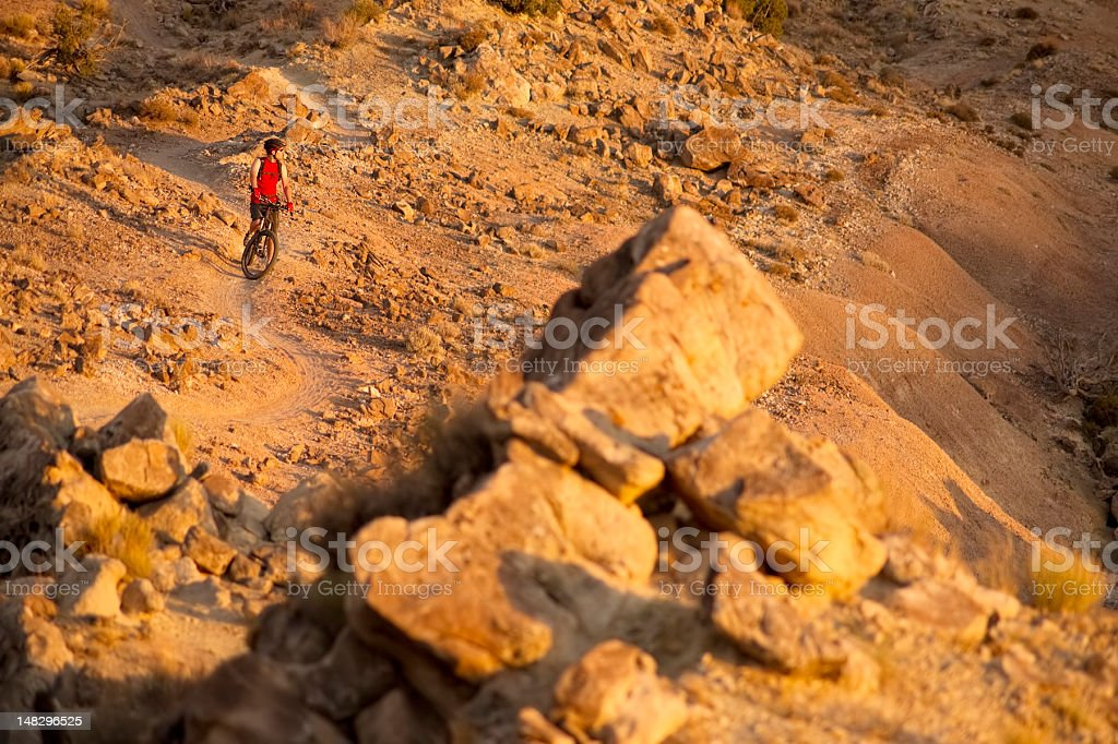 outdoor fitness and adventure royalty-free stock photo