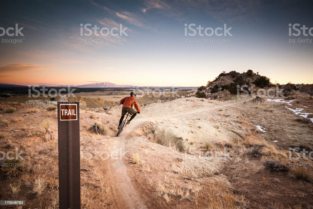 outdoor fitness and adventure! royalty-free stock photo