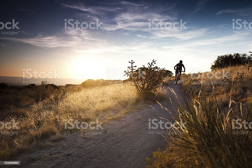 outdoor fitness lifestyle royalty-free stock photo