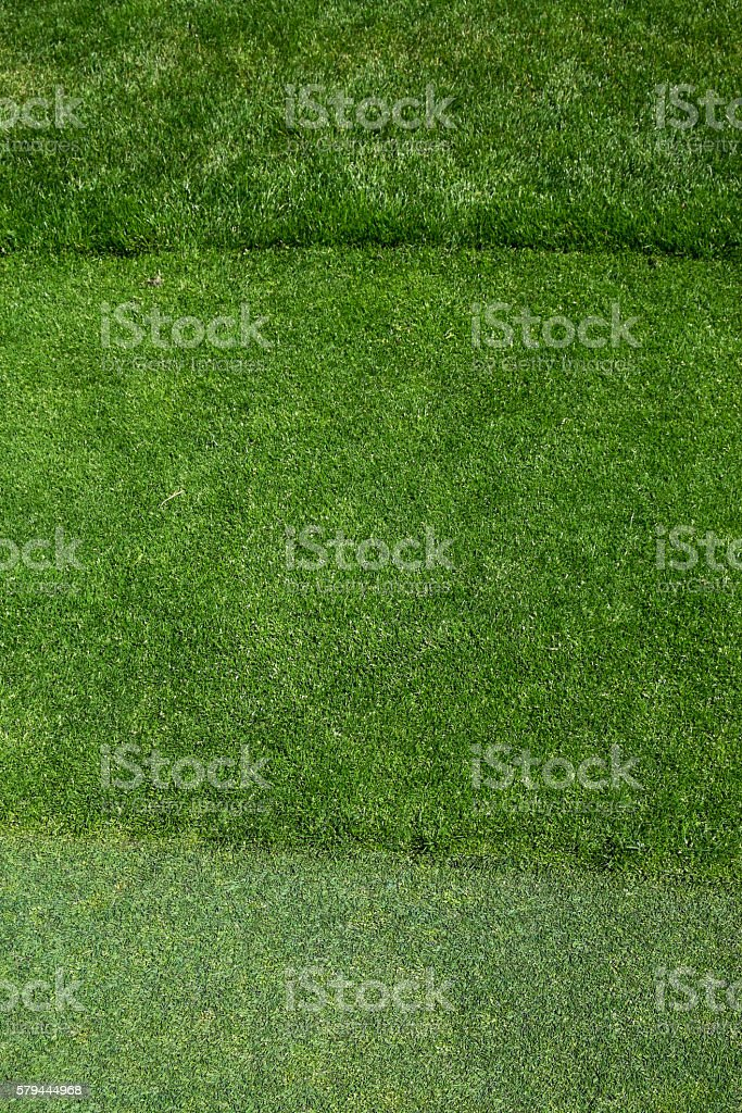 Outdoor fun with golf stock photo