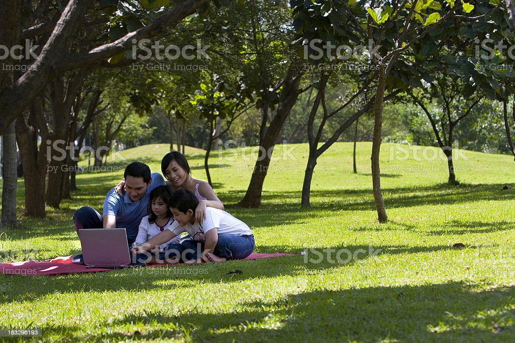 Outdoor Picnic 01 royalty-free stock photo
