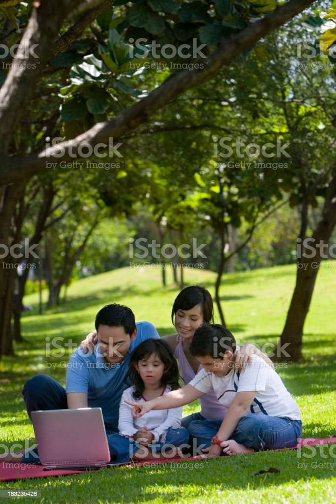 Outdoor Picnic 02 royalty-free stock photo
