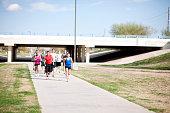 Outdoor Running Group