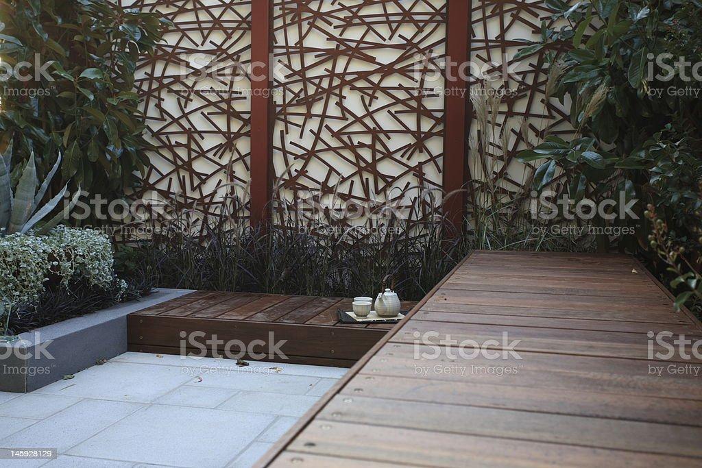 Outdoor setup 3 royalty-free stock photo