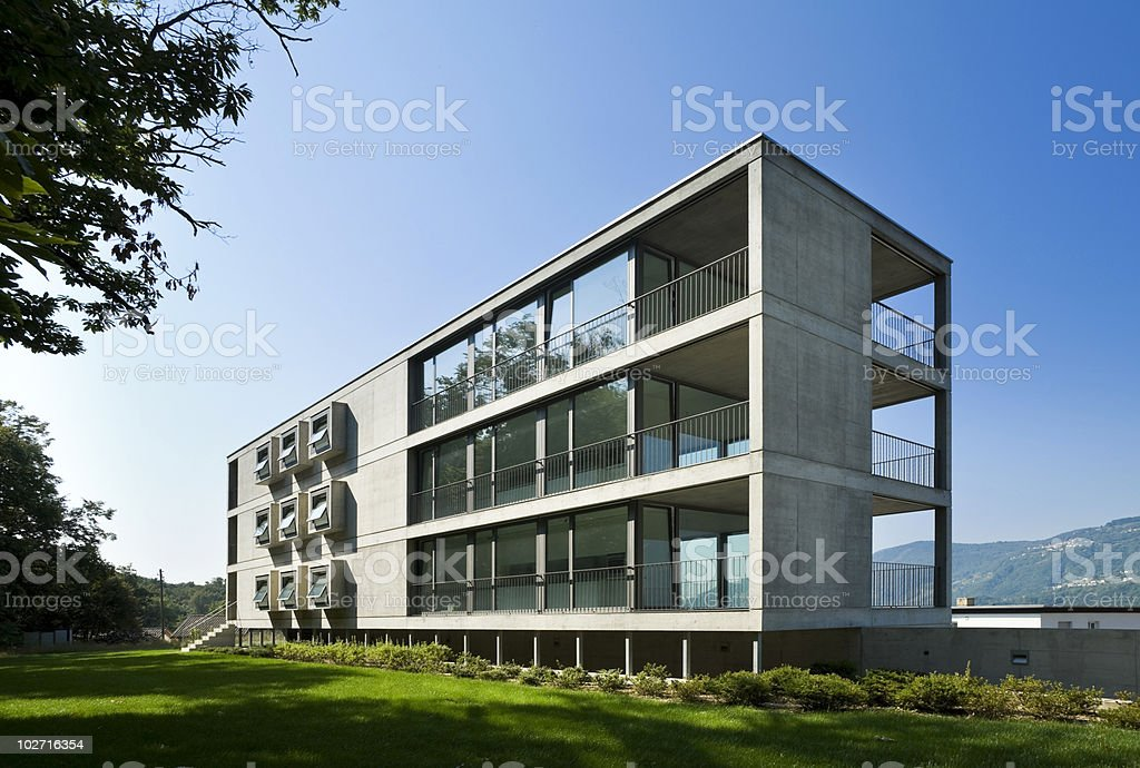 outdoors building royalty-free stock photo