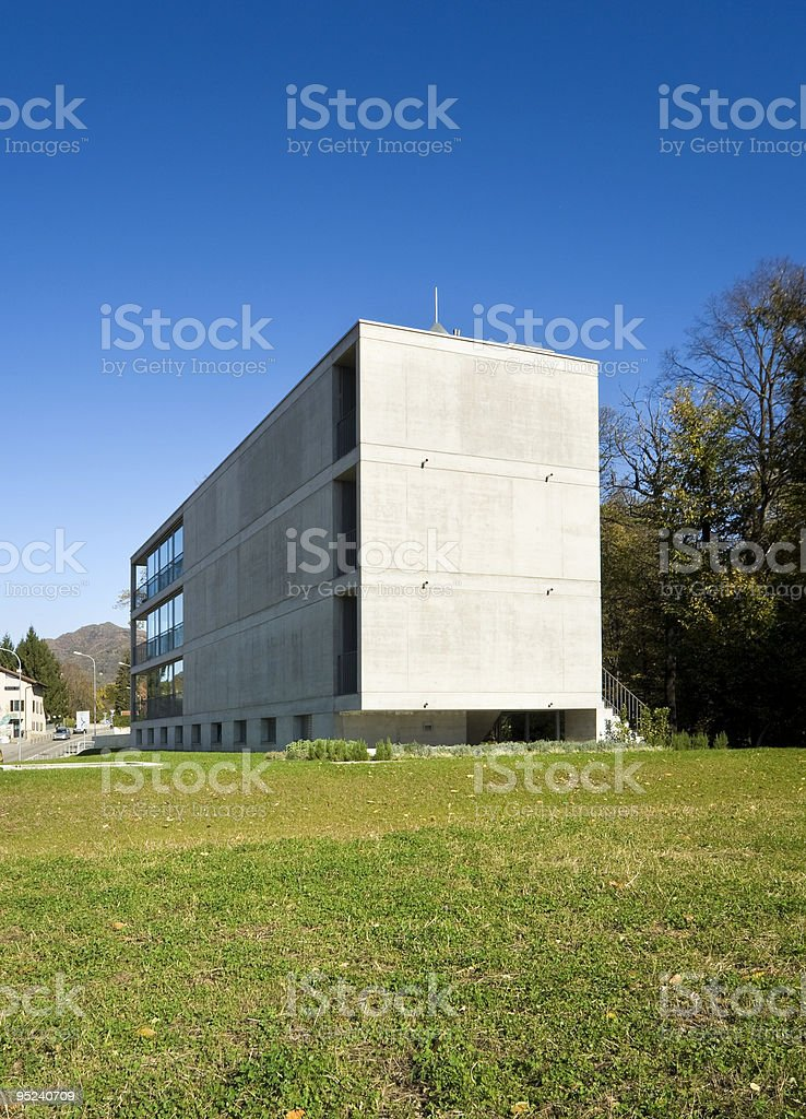 outdoors building stock photo