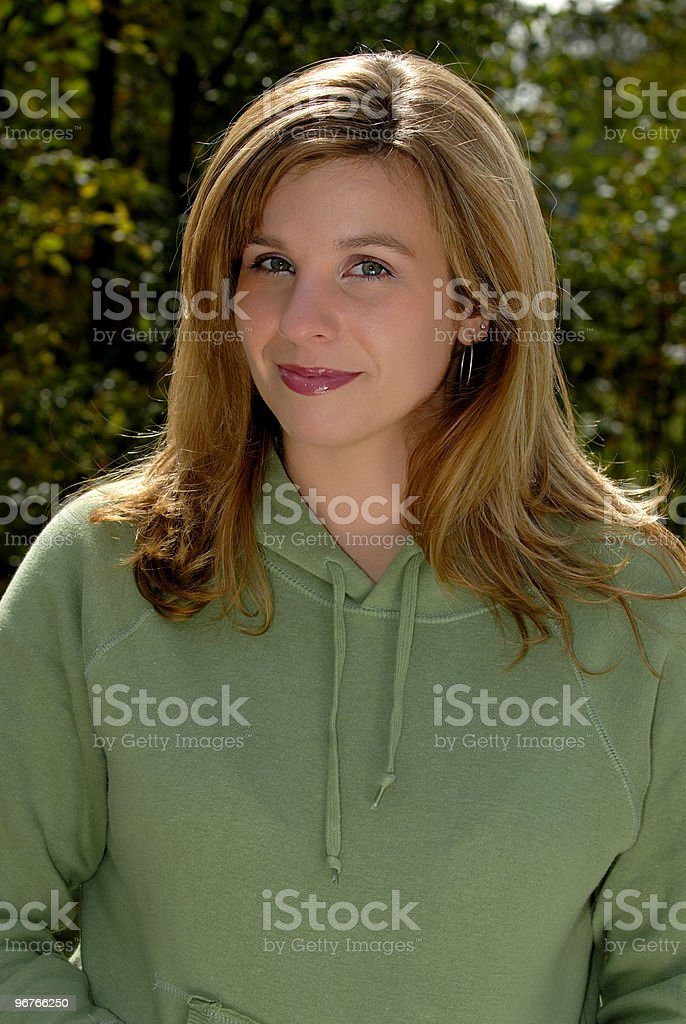 Outdoors stock photo