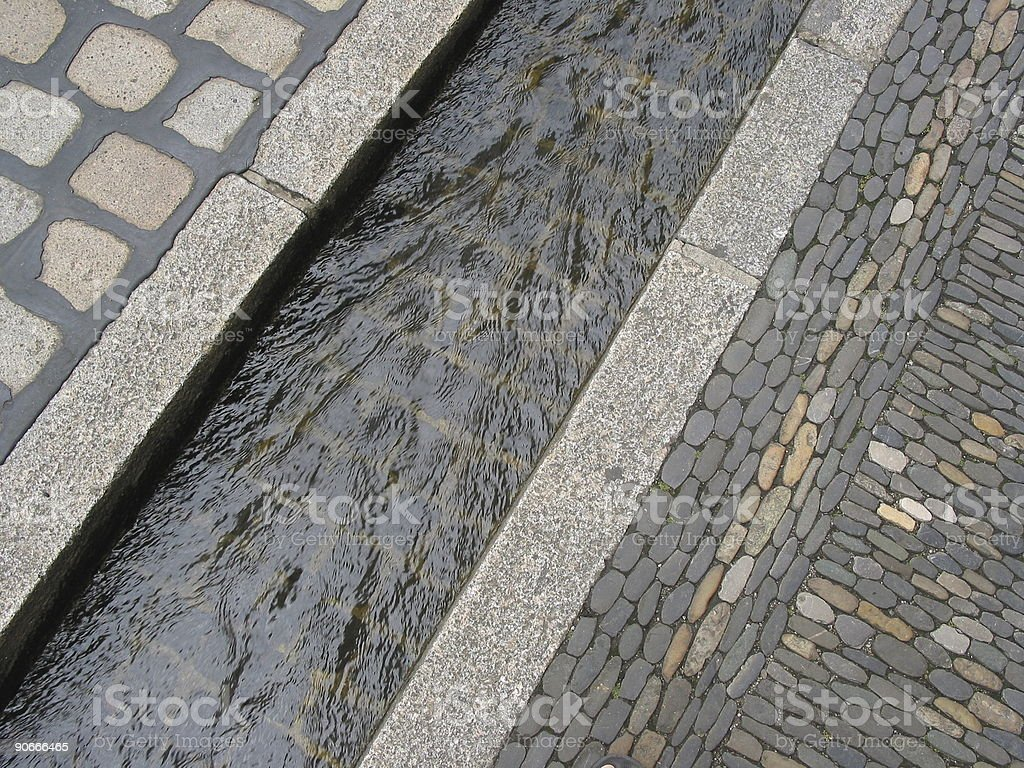 Outdoors Water Design royalty-free stock photo