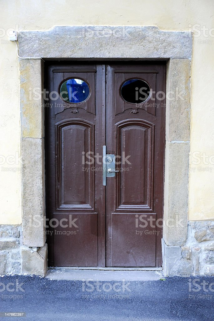 Outer Door royalty-free stock photo