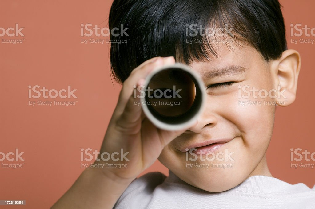 outlook is good royalty-free stock photo