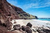 Ovahe Beach Easter Island Rapa Nui Chile