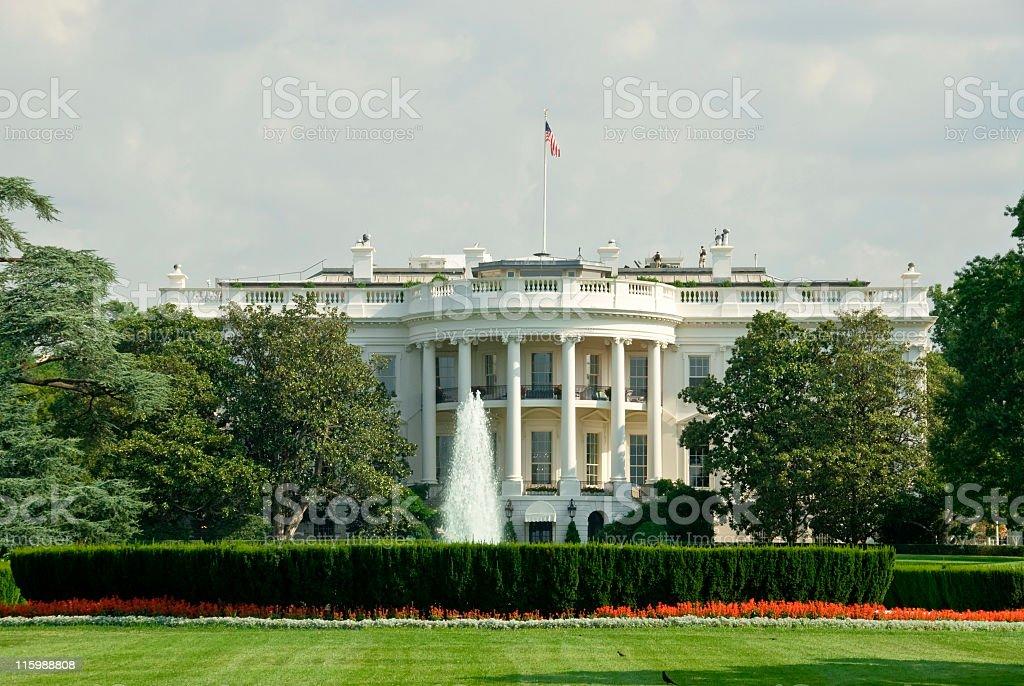 Oval Office Washington DC royalty-free stock photo