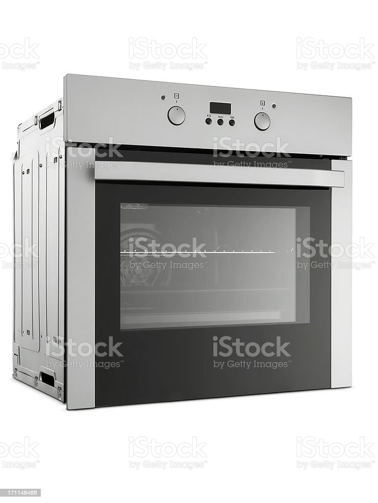 Oven (Click for more) royalty-free stock photo
