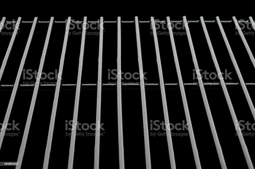 Oven rack/Grilling rack stock photo