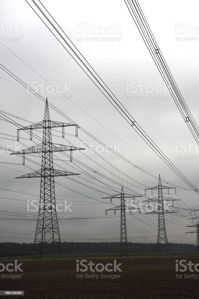 overcast stock photo