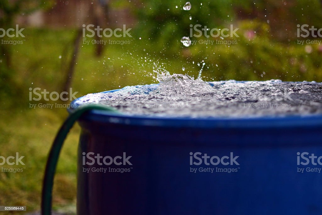 Overflow stock photo