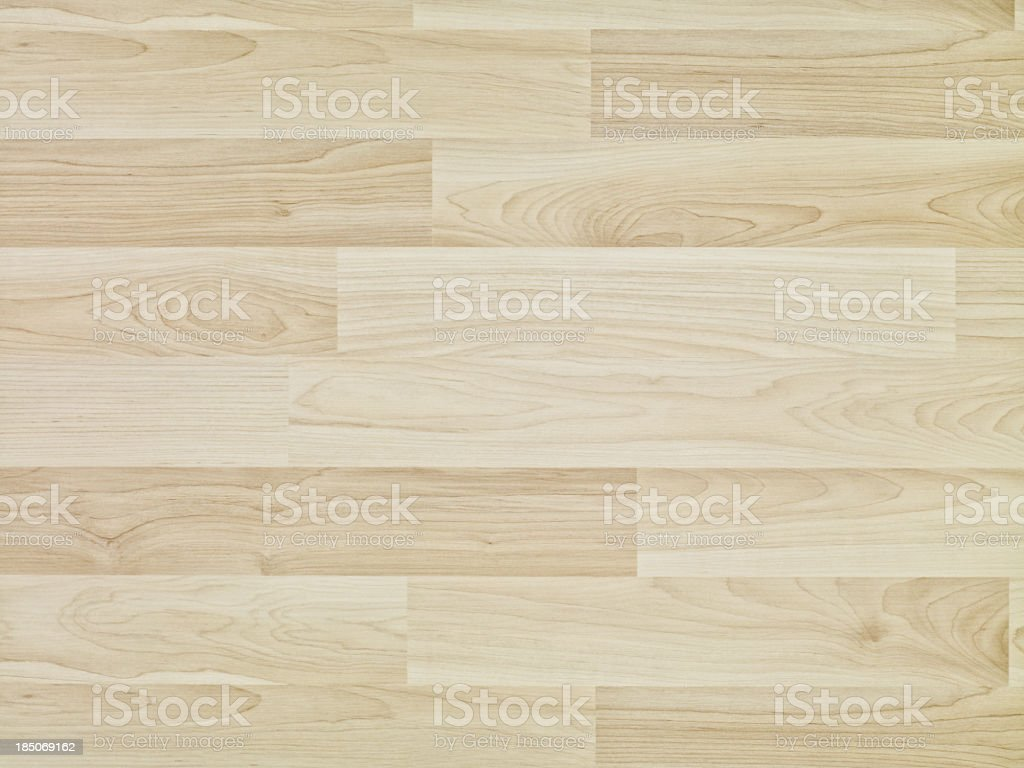 Overhead view of wooden floor royalty-free stock photo