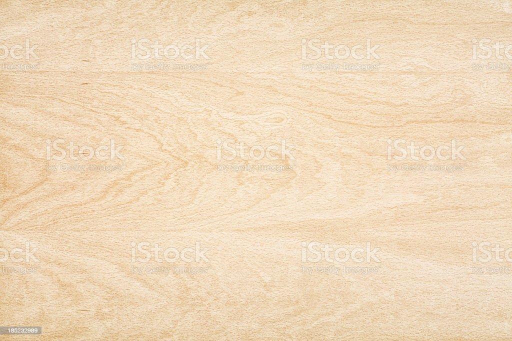Overhead view of wooden floor stock photo