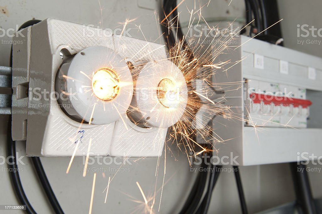 Overload royalty-free stock photo