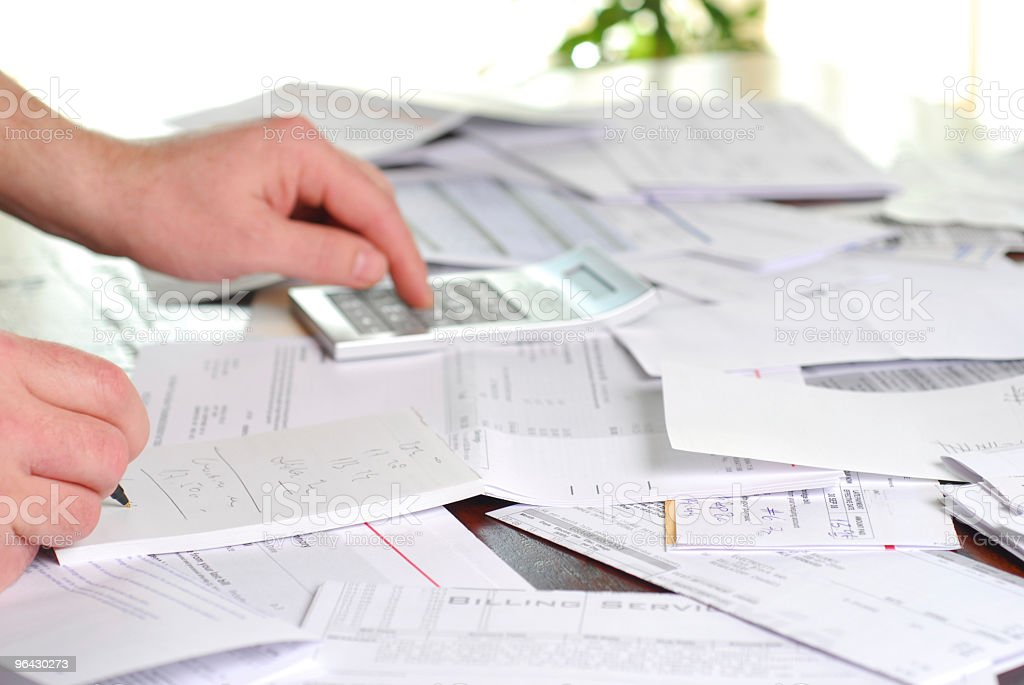 Overload stock photo
