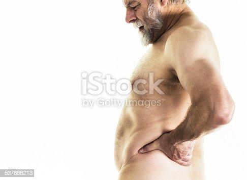 Indietro sintomi di malattie e trattamento