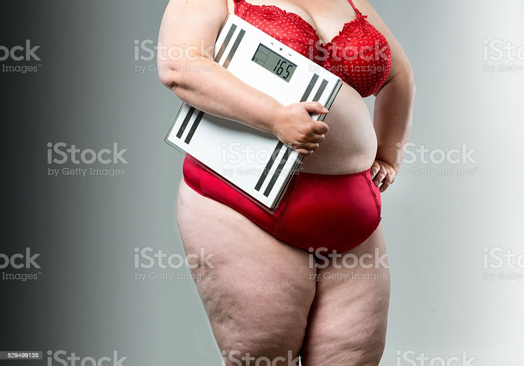 picture of a fat woman  503006