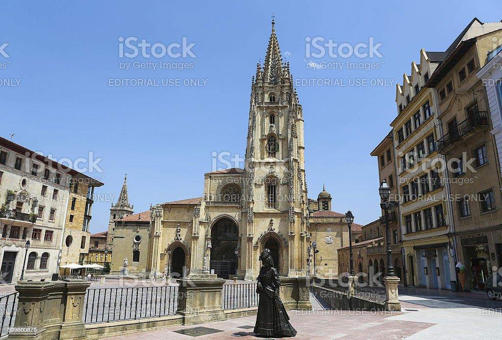 Oviedo stock photo