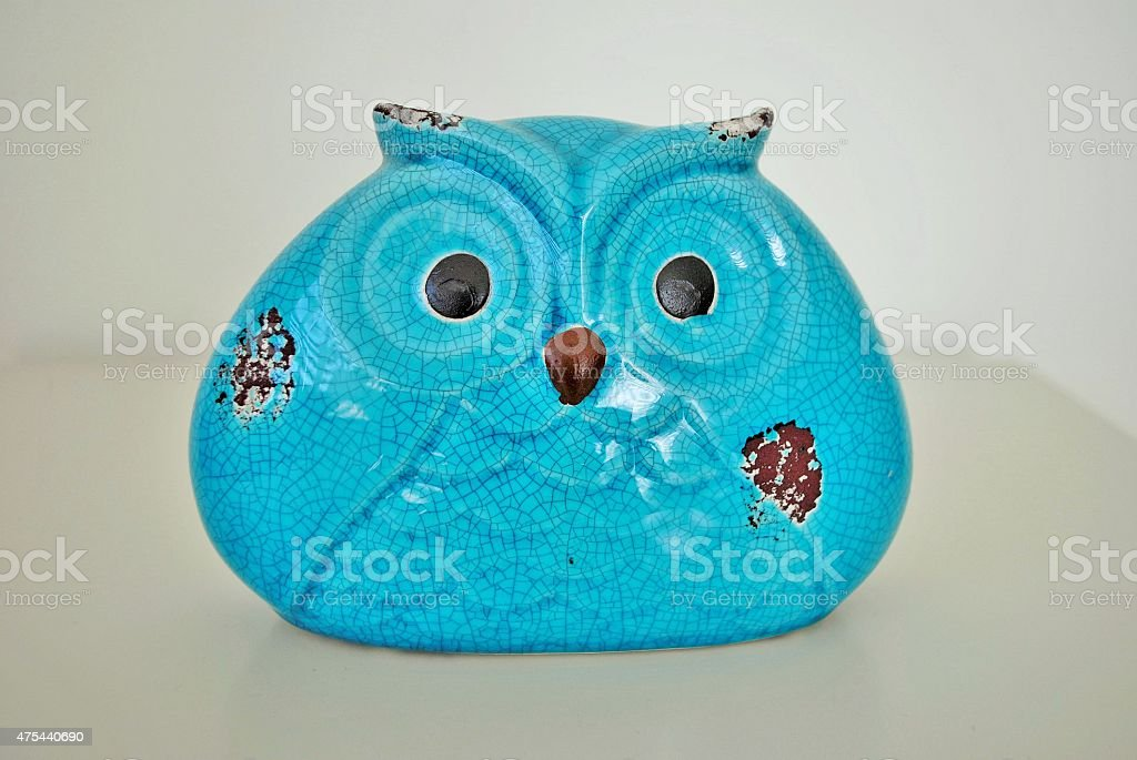 Owl Gift / Souvenir stock photo