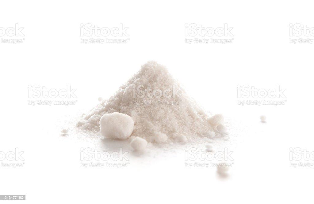 Oxalic acid stock photo