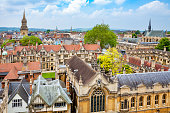 Oxford City. England