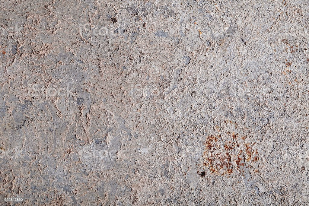 Oxidized metal texture for the background stock photo