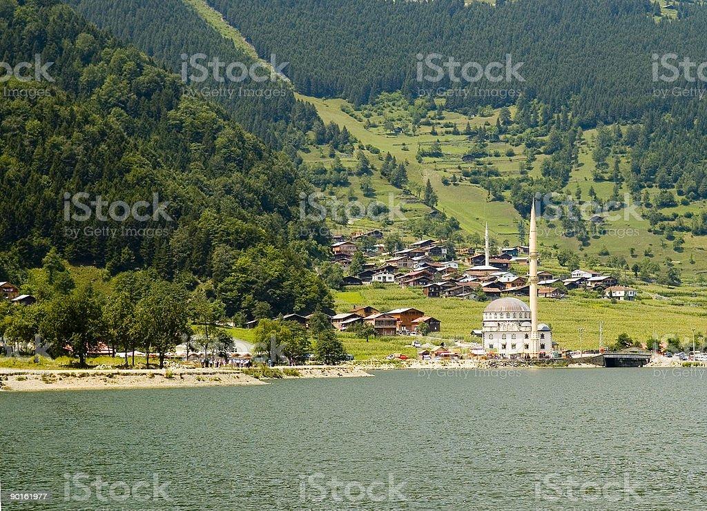 Ozungul 湖 ロイヤリティフリーストックフォト