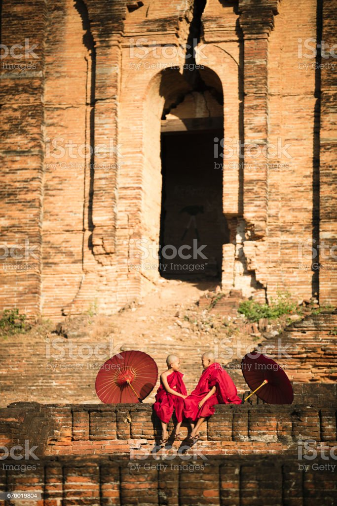 Pa Hto Taw Gyi stock photo