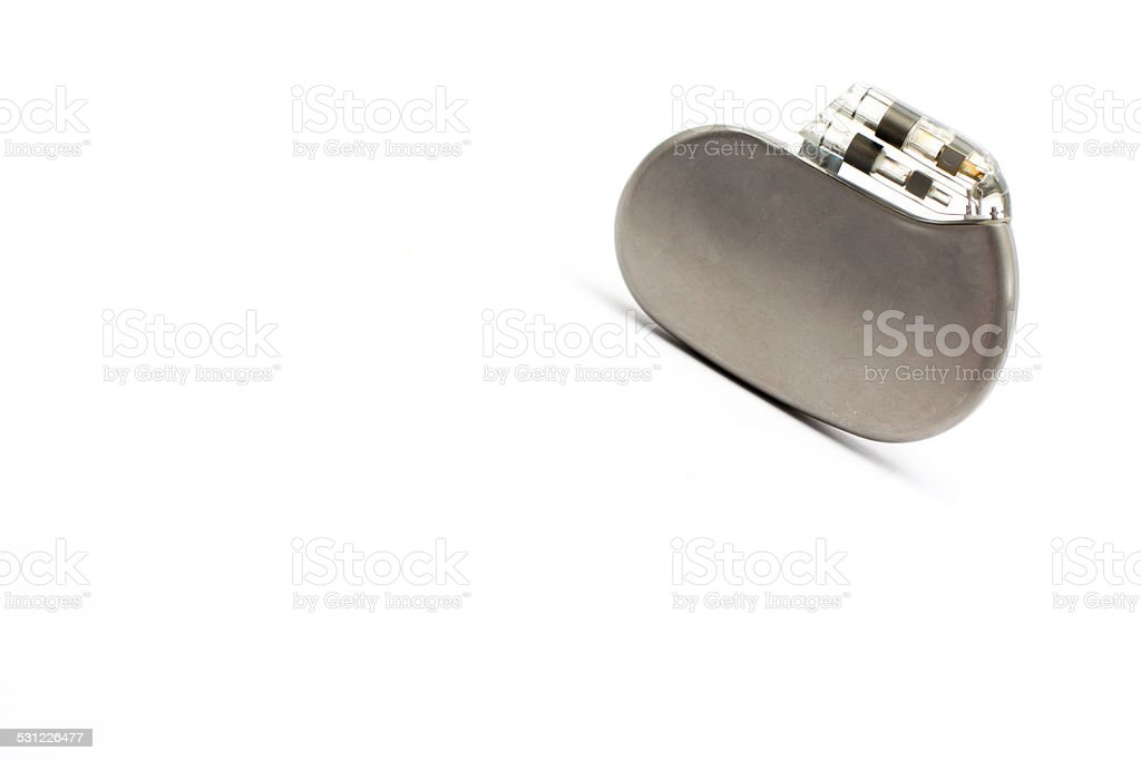 pacemaker stock photo