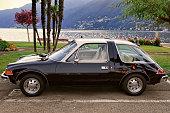 AMC Pacer Retro car Swiss