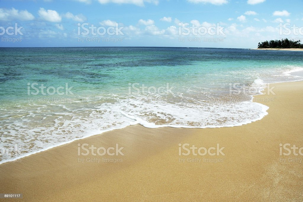 Pacific Ocean royalty-free stock photo