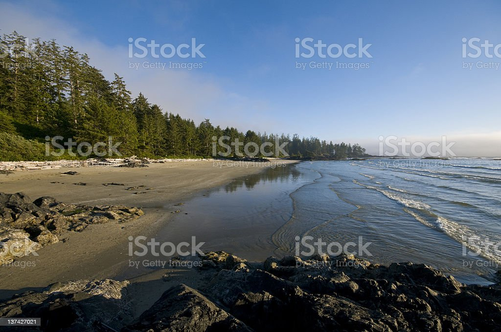 Pacific Rim National Park stock photo
